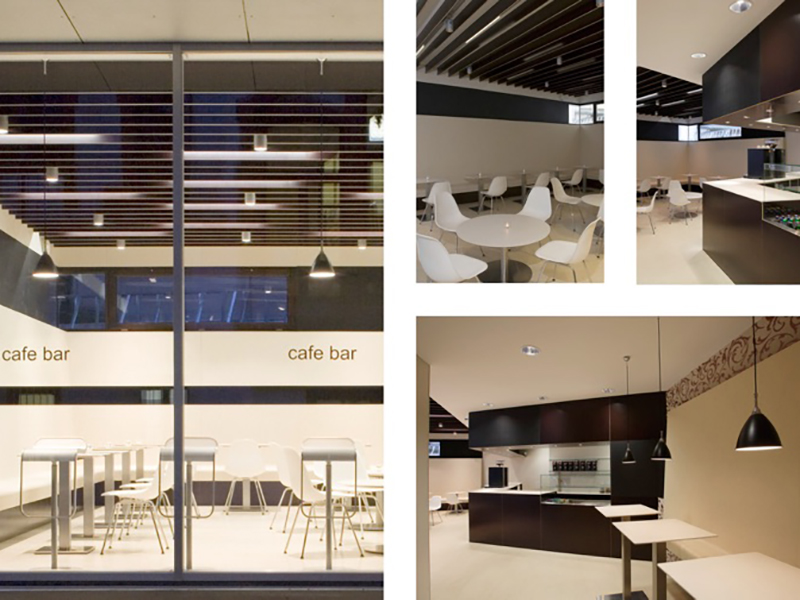 Dr. Buhmann Schule Cafe Bar